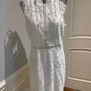 Dress lace cotton